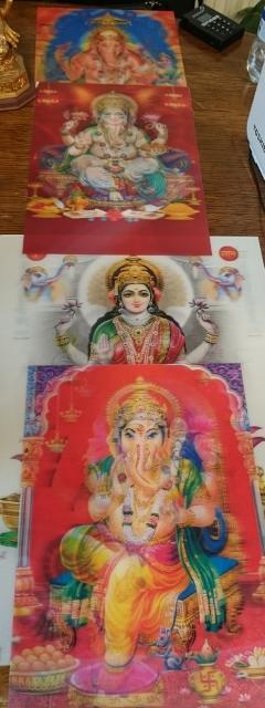 Laxmi 3D posters