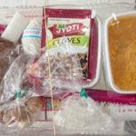compleet Puja pakket