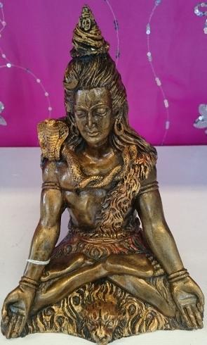 Shiva, kunststof