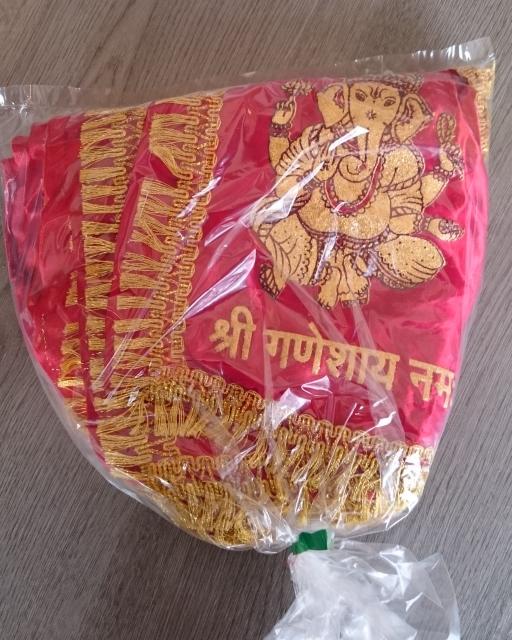 Durga Mai vlaggetjes