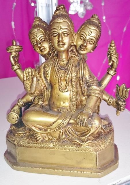 3-koppige Brahma
