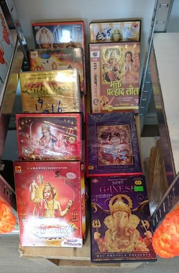 diverse series bhakti films/dvd
